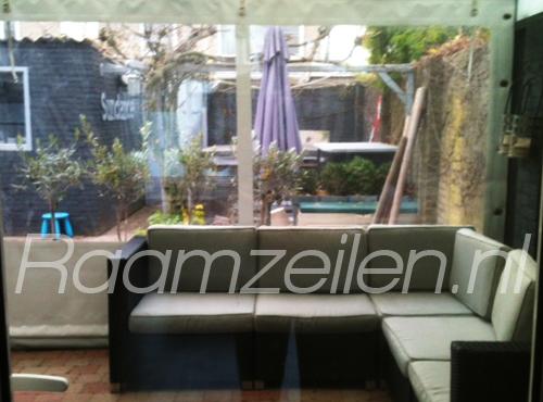 verandadoek, verandazeil, serredoek, verandagordijn of serrezeil
