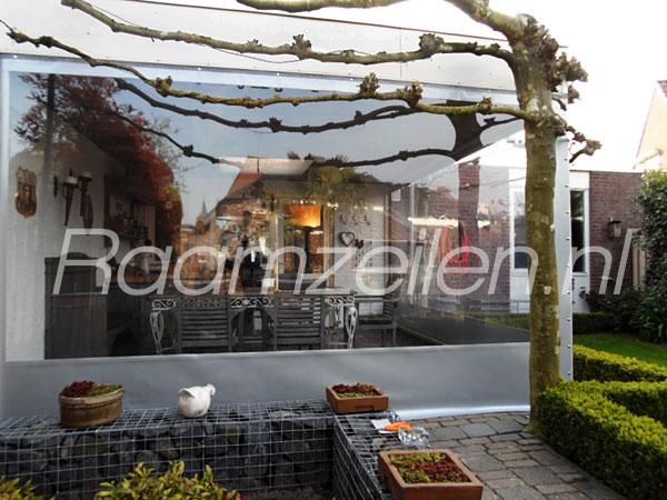 verandazeil-opmaat