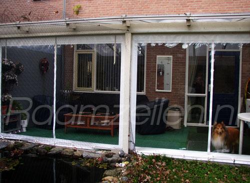 verandazeilen raamzeilen serrezeilen terraszeilen