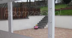 verandadoek, windscherm terras